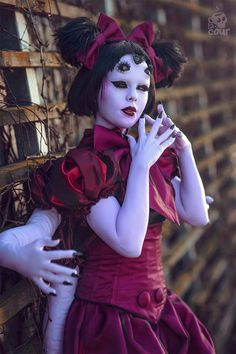 Muffet from Undertale  Cosplayer: Cami Cosplay  Photographer: Michael la-Cour