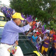 Hace un momento cotui dijo que va por mas!!! #comerciantescondanilo  #danilopresidente  #siempreconlagente  #vamosporm4s