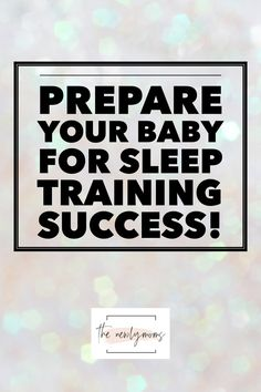 Check out these 8 tips to prepare your baby for sleep training success! Learn some breastfeeding tips & bottle feeding tips & newborn sleep tips to help your baby sleep through the night! Click through for babywise tips to prepare your baby for a successful sleep schedule. #babywisetips #newbornsleeptips #newmomtips # breastfeedingtips #newborncare Baby Up, Mom And Baby, Mom Advice, Parenting Advice, Baby Wise, Baby Sleep Schedule, Bottle Feeding, Newborn Care, Breastfeeding Tips