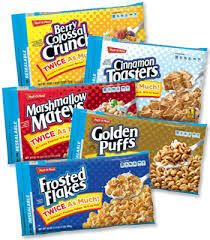 Enter to win a year supply of Malt O Meal Cereal