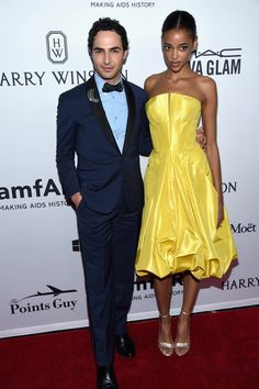Zac Posen and Aya Jones - Every Look from the 2016 amfAR Inspiration Gala - Photos