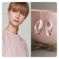 Sterling Silver Flower Pod Earrings#sterlingsilver #stylish#floral #pretty #onlineshopping