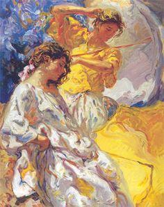 Jose Royo, 1941 ~ Spanish Impressionist painter