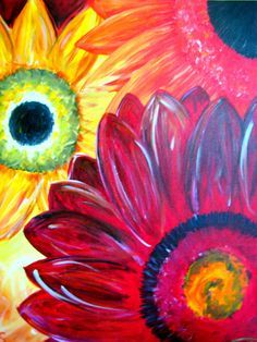 Interesting Painting from Painting with a Twist, Katy, TX | Canvas ...