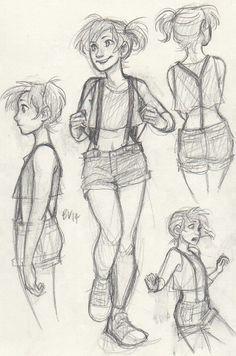 Burdge sketch