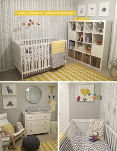 overview Project Details: Crib - Ikea Dresser - Ikea Bookshelf - Ikea Rug - Urban Outfitters Rocker - Ikea Curtains - Cost Plus World Market Yellow T, yellow train toy, airplane toy & airplane car - Vintage finds Dwell Labyrinth Citrine Pillow - Dwell Studio Pouf - Target Bedding - Land of the Nod Wall hooks - Urban Outfitters Themis Mobile