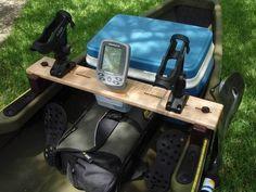 DIY Kayak Dashboard