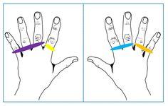 Rekker en vinger kaart 2