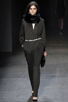 Yigal Azrouël Fall 2013 Ready-to-Wear Collection Slideshow on Style.com