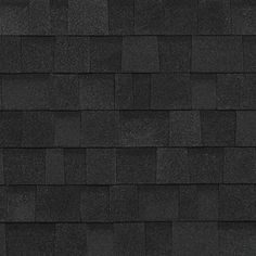 Owens Corning Oakridge Sq Ft Onyx Black Laminated Architectural Roof Shingles at Lowe's. Oakridge® laminated shingles have a warm, inviting look in popular colors for a step up from traditional three-tab shingles. Asphalt Roof Shingles, Wood Shingles, Roofing Shingles, Owens Corning Shingles, Black Metal Roof, Roofing Estimate, Architectural Shingles Roof, Shingle Colors, Slate Roof