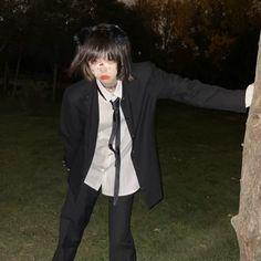 Ulzzang Girl, Raincoat, Jackets, Fashion, Rain Jacket, Down Jackets, Moda, Fashion Styles
