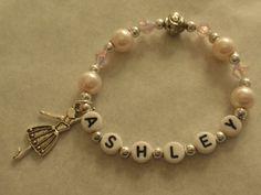 Ballerina Bracelets... perfect favors for the girls