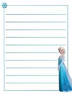 Journal Card - Frozen - Anna - 3x4 photo by pixiesprite