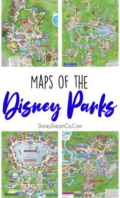 The Maps if Disney Parks- WDW, Disneyland, and more! - -You can find Maps and more on our website.The Maps if Disney Parks- WDW, Disneyland, and more! Disney Park Maps, Disney World Map, Disney Map, Disney World Vacation Planning, Disney World Parks, Walt Disney World Vacations, Disney Planning, Disney Worlds, Family Vacations