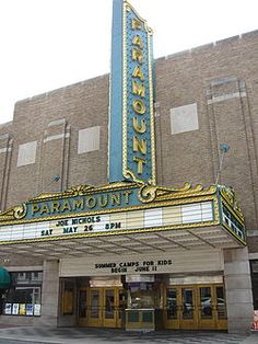 Kentucky - It is said that during work on the Paramount Theater, in its early stages, a death occurred there and the man's ghost has forever since haunted the Paramount. A group of construction workers who were working inside the auditorium had gone to lunch except one man, a guy named Joe.