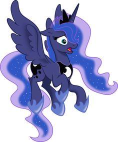Princess Luna - Le LunaGasp