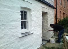 John Bennett Lime Plastering Home » John Bennett Lime Plastering