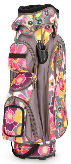 Room It Up All For Color Las Cart Golf Bags Blooming Bunch 159 99