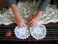 Elizabeth Gleeson teaches us how to turn a few doilies and a thrift store scarf into a bohemian bib top with this no-sew technique.  For more free video tutorials,…