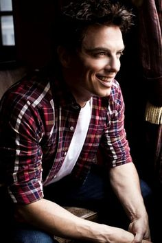 John Barrowman - That smile!