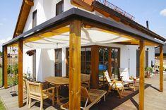 Precious Tips for Outdoor Gardens - Modern Pergola Curtains, Curtain Rods, Outdoor Gardens, Gazebo, Ikea, Outdoor Structures, Cabin, Modern, House