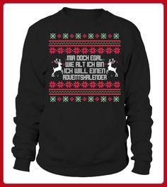 MIR DOCH EGAL - Weihnachten shirts (*Partner-Link)