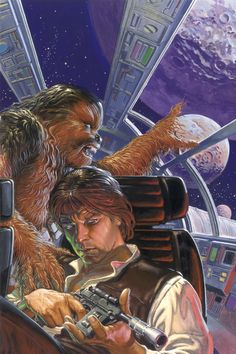 More fan art clone wars, star wars poster, star wars art, star Star Wars Poster, Star Wars Art, Star Trek, Han Solo And Chewbacca, Star Wars Han Solo, Mundo Dos Games, Star Wars Comics, Sci Fi Fantasy, Geek Art