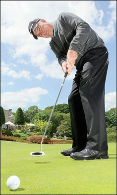 Dave Stockton's all time top ten putting tips
