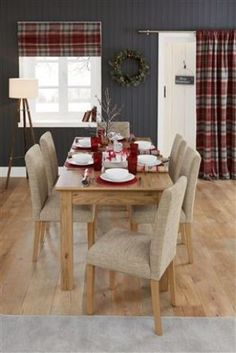 Buy Warwick Extending Dining Table From The Next UK Online Shop