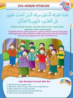 Buku Pintar Super Lengkap 101 Doa Harian Anak Soleh KATA BACA Islamic Phrases, Islamic Messages, Islamic Dua, Islamic Quotes, Hijrah Islam, Doa Islam, Islam Religion, Tips And Tricks, Self Reminder
