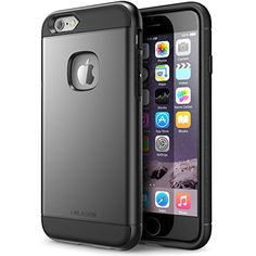 iPhone 6 Case, i-Blason Apple iPhone 6 Case 4.7 inch Unity Series 2 Layer [Ultra Slim] Armored Hybrid Cover with Inner Soft Case and Hard Outter Shell for iPhone 6 (Black) Iblason LLC http://www.amazon.com/dp/B00M0XKGY0/ref=cm_sw_r_pi_dp_LKDMub1V002P4