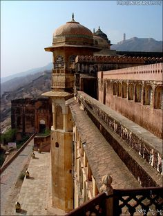 Amber Palace Jaipur,India/  photo by Bang, Chulrin