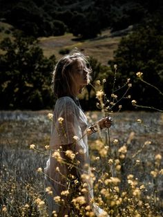 She's in His garden of love~