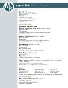 graphic design resume - Interior Design Resume Objective Examples