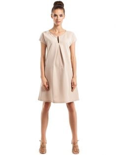 Rochie Scurta STYLOVE #champagne_dress #nude_dress #nude_color #beige_dress