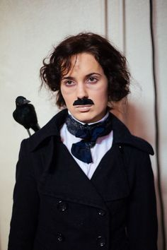 edgar allen poe costumes - - Yahoo Image Search Results