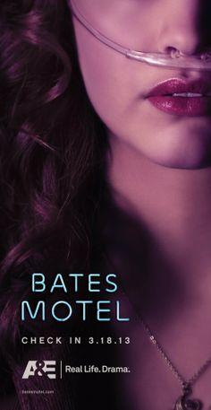 BATES MOTEL | season 1 | a&e | 2013 | Olivia Cooke | #EmmaDecody