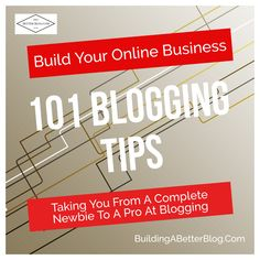 101 Blogging Tips (Part 12 The Giveaway) To Build Your List - Building A Better Blog.Com www.sta.cr/315R4