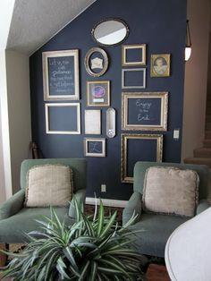 EXTRAORDINARY Guest: Chalkboard & Art Wall. - The 36th AVENUE