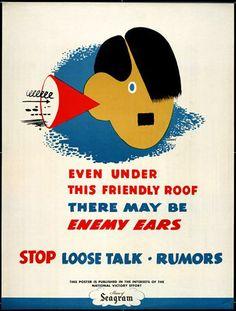 "Canadian WW2 poster by ""Ess.Ar.Gee""."