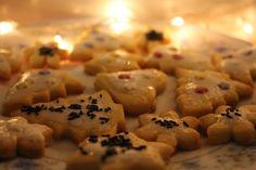Julkakor i ugnen