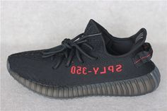 4f750ed7103a1e Yeezy 350 Boost V2 Black Red from sneakeronfire.us  adidas  fashion  yeezy