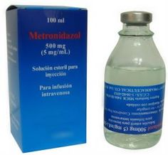 Sell Sodium Chloride Metronidazole Injection (Metronidazole Liquid form), Liquid Flagyl Manufacturer