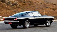 1969 Plymouth Barracuda 340-S