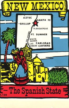Palmetto FL Florida  Vintage 50/'s Style Travel Decal Sticker