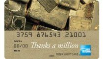 American Express Business Thanks A Million Gift Card
