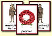 Anzac Day Printables and activities
