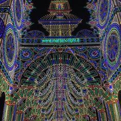 Saint's day illuminations