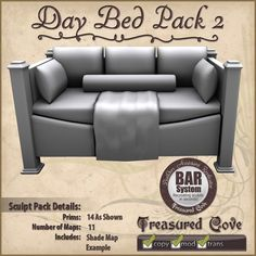 -TC- Day Bed Pack 2