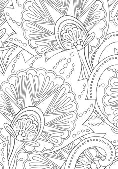 Fantastical Designs Coloring Book 18 Fun See How Colors Play Together Creative Ideas By Paula Nadelstern FantasticalDesigns